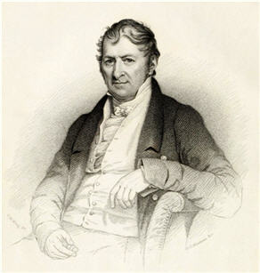 Picture of Eli Whitney from Wikipedia Commons