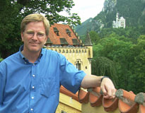 Scene from Travels in Europe with Rick Steves